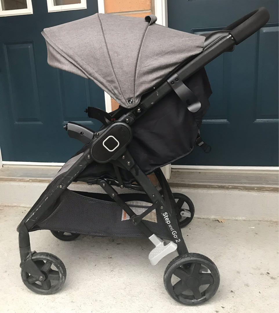 EUC Safety First / Safety 1st step and go 2 stroller