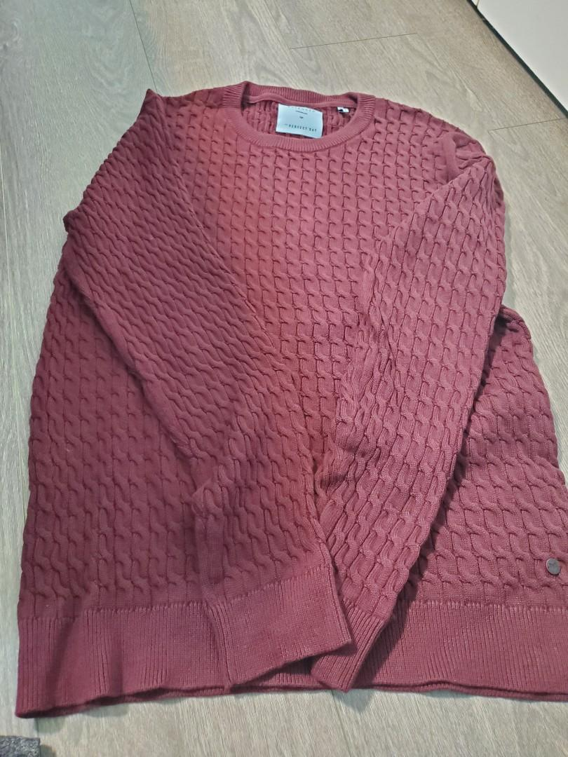 Extended minimum Tevin knit