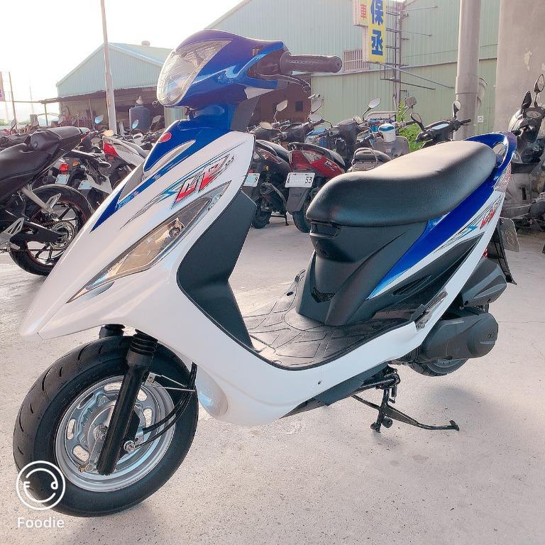 KYMCO 光陽  GP 125 (2015年) 車況好 [保丞機車]