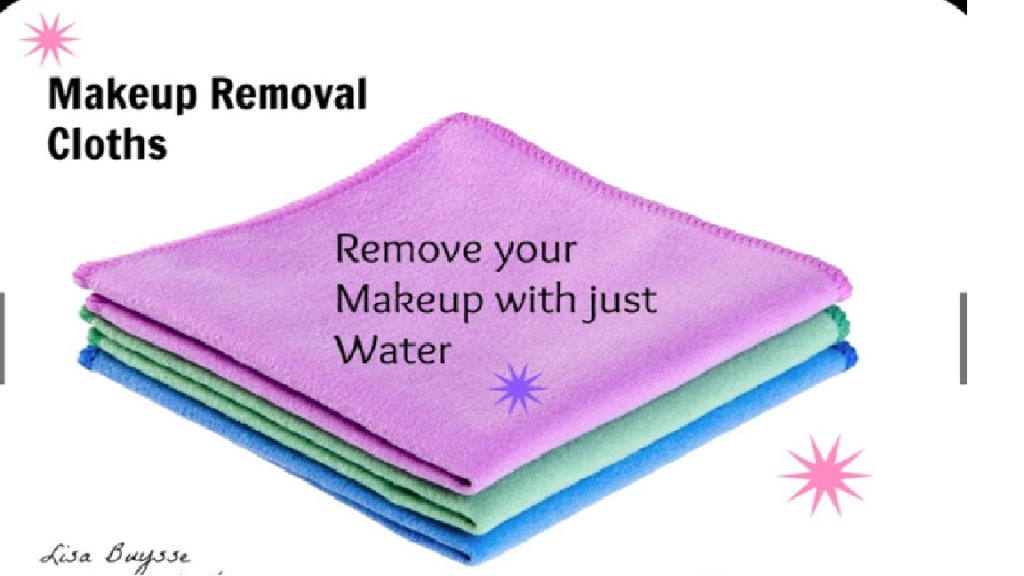Norwex Makeup Removal Cloth Set Free
