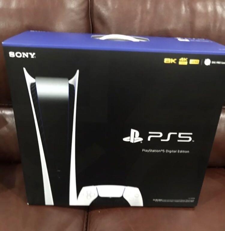 Ps5 Digital Console