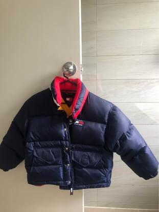 Tommy Hilfiger puffer packet