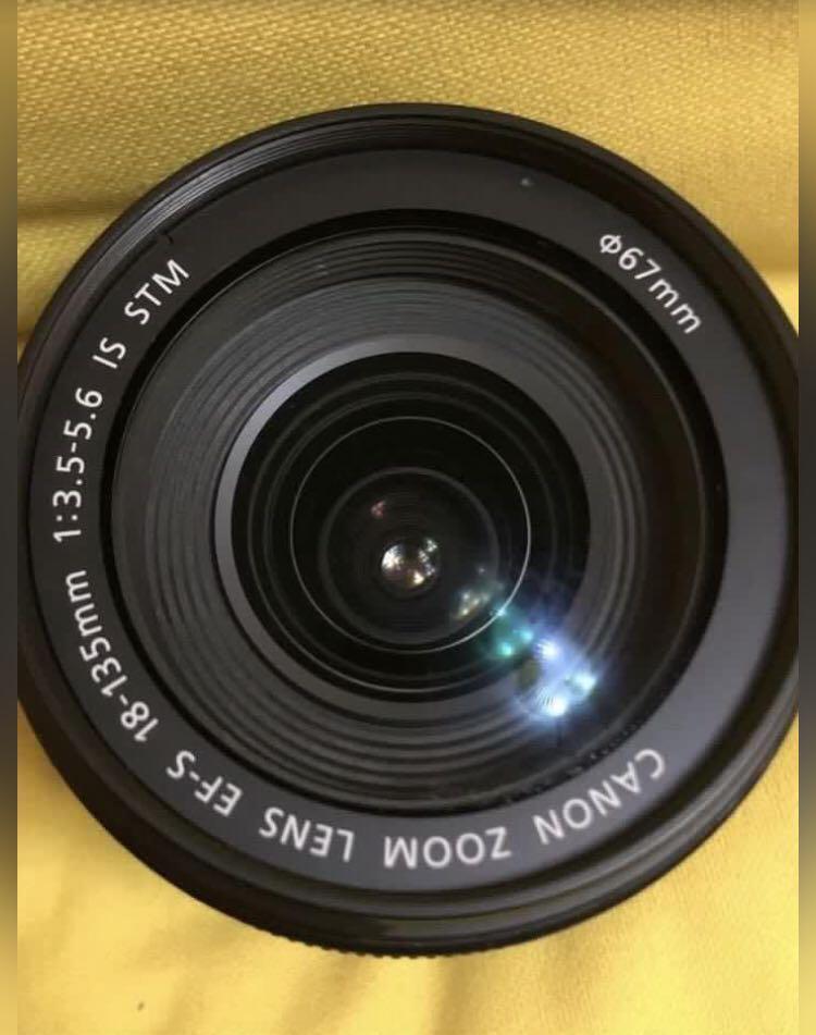 快閃特賣 Canon EFs 18-135mm IS STM 優質旅遊鏡