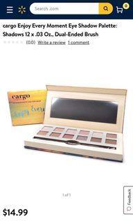 Cargo Eye Shadow Palette: Enjoy Every Moment