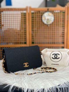 Chanel Jersey Classic