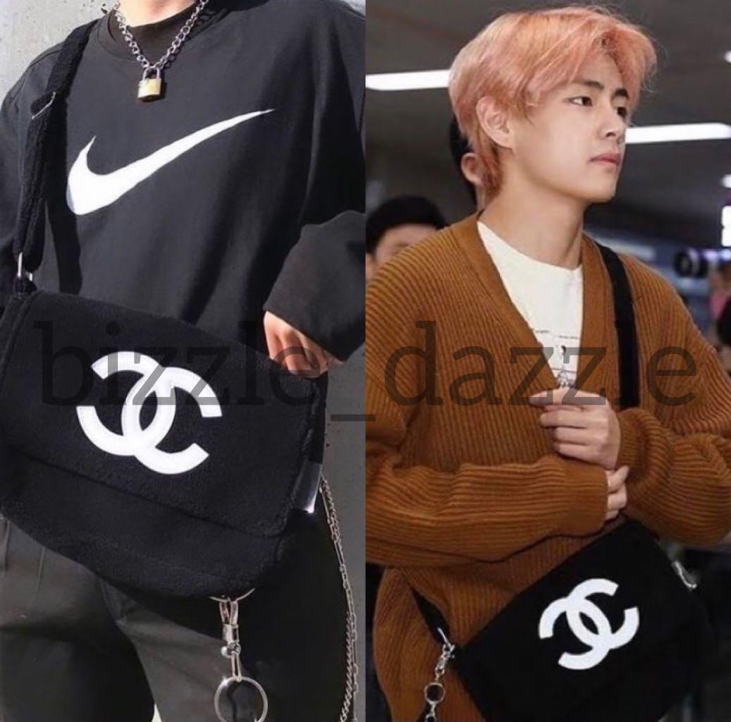 Chanel Special Gift Sling Bag Taehyung V