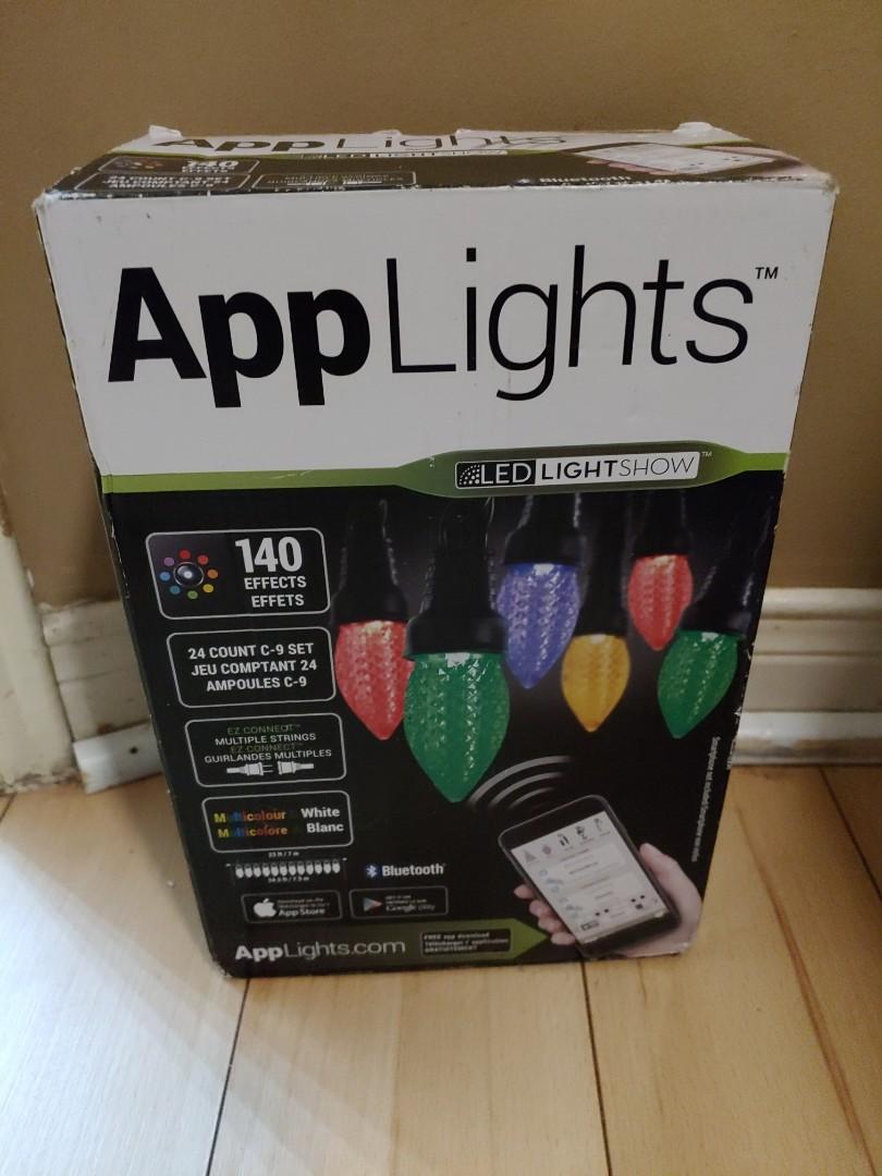 Christmas Lights (light show)