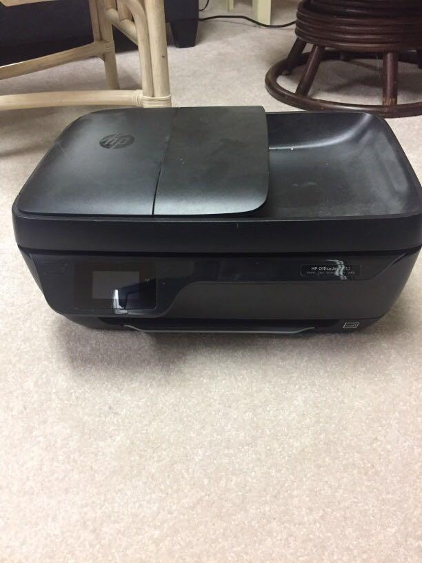 Electric printer, copier, scanner