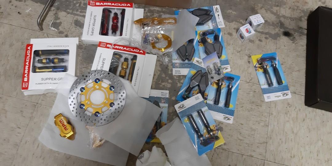 forsale e bike accesories
