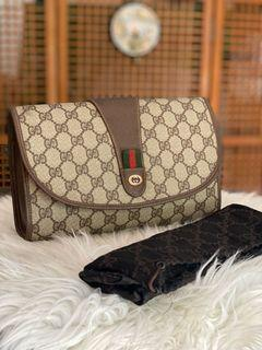 Gucci Cluth PVC Vintage
