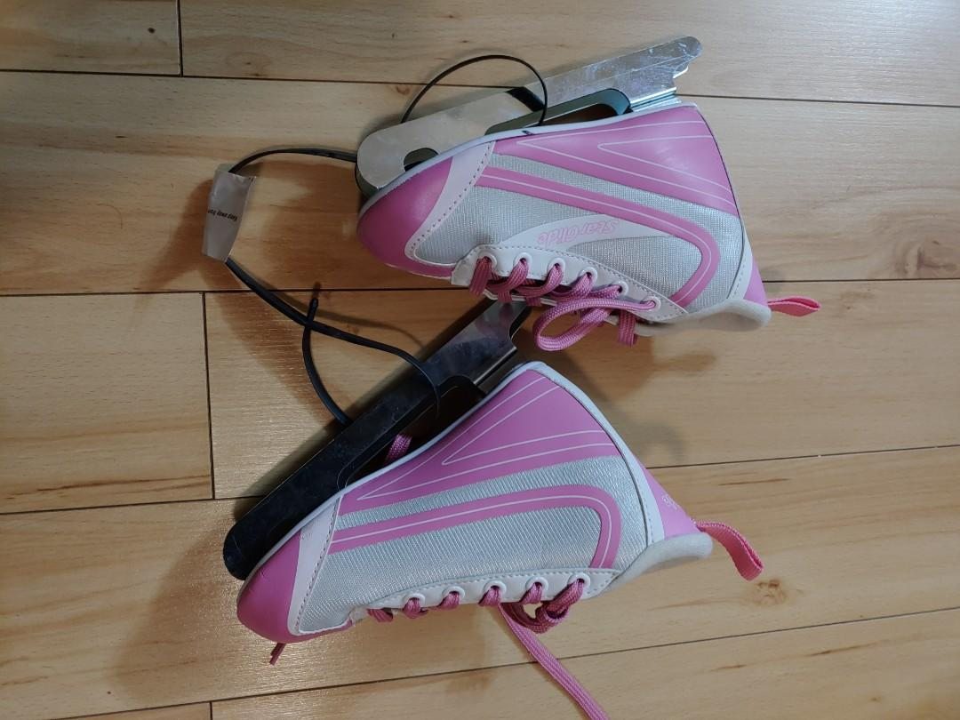Ice skates - training for kids