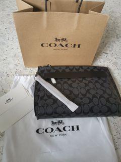 Instock Coach Men's Clutch Bag