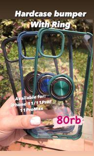 Iphone HardCase Bumper with Ring
