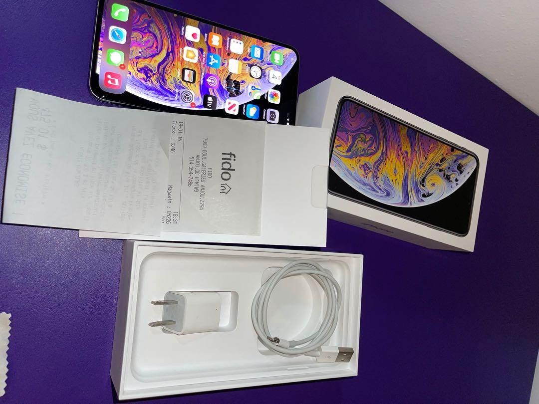 iPhone XS Max 64gb like new