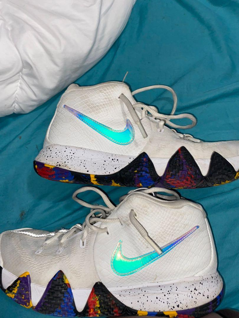 kyrie 4 NCAA (will take best offer)