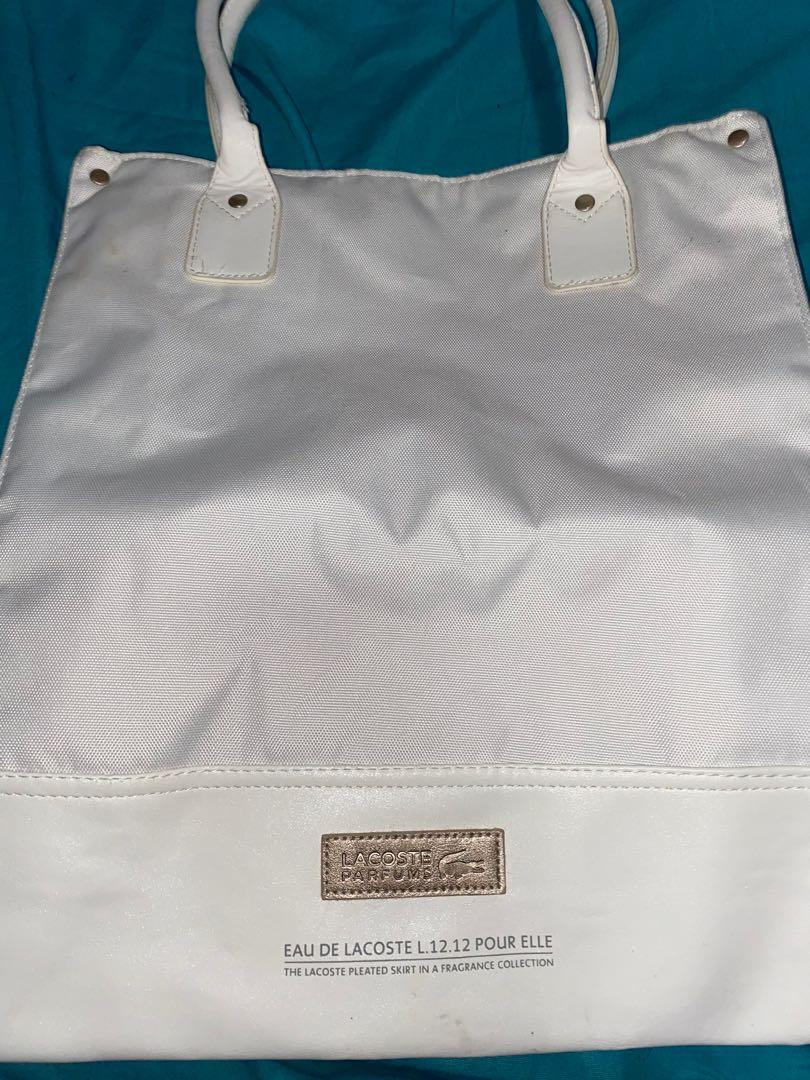 lacoste bag (will take best offer)