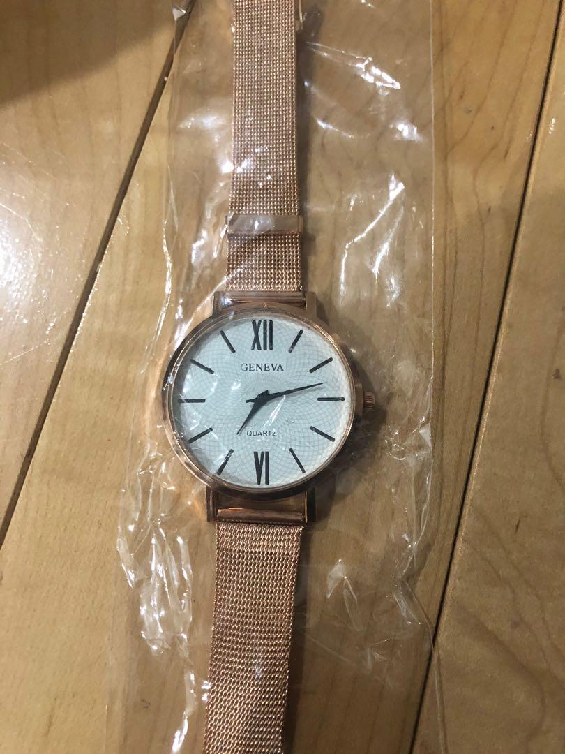 New geneva watch