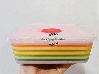Refreshing Rainbow 🌈 Jelly box