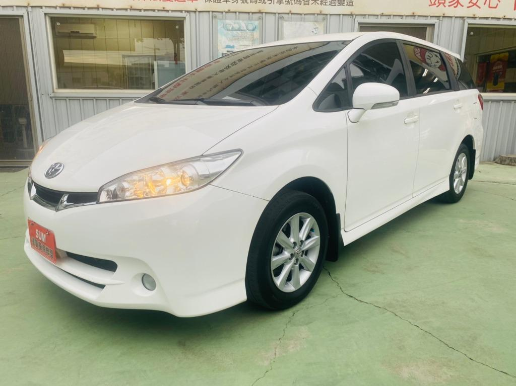 【SUM尼克汽車】2012 Toyota Wish 2.0L
