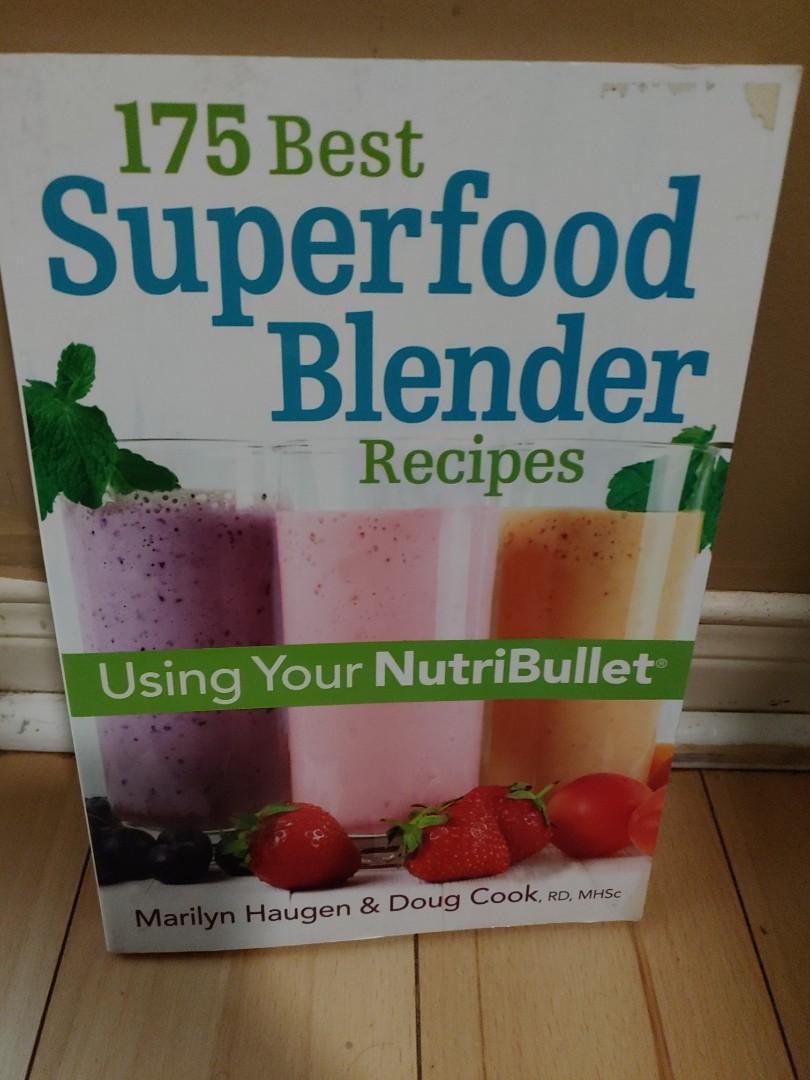 Superfood Blender (healthy drink mix)