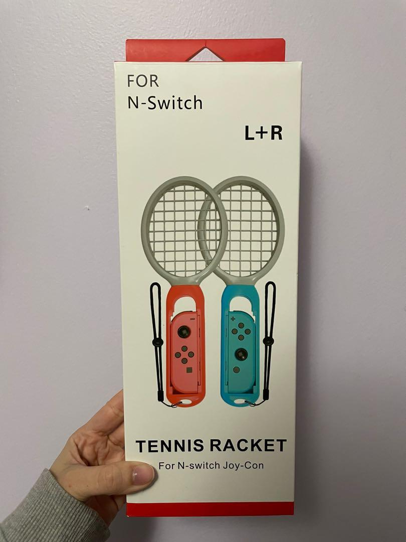 Tennis Rackets for Nintendo Switch
