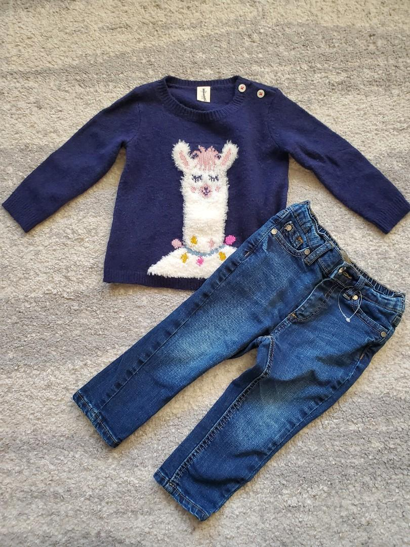Toddler's Tucker and Tate/Joe's Jeans