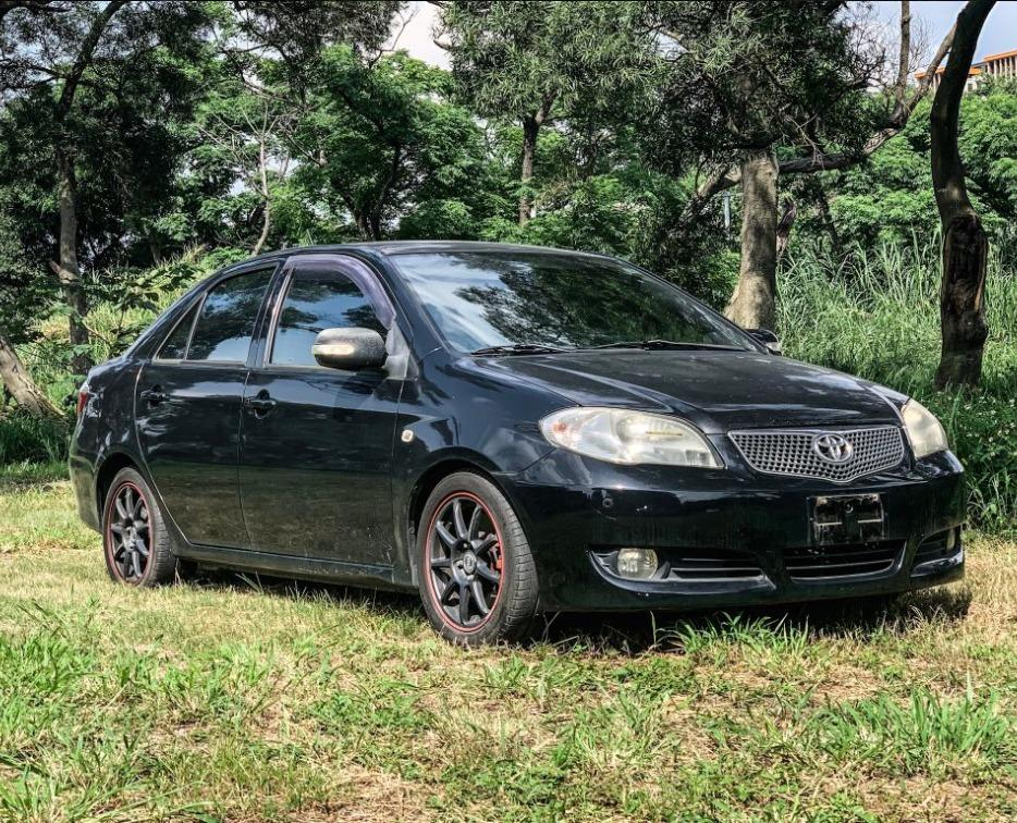 2008年 TOYOTA Vios 1.5 E (1代)妥善率高 代步好車 E版 安全氣囊 電折 ABS