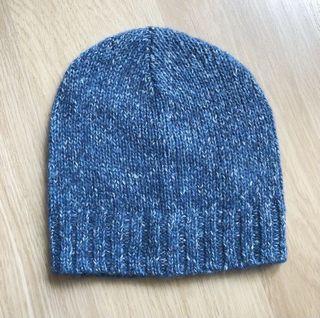全新 冷帽 Brand New Beanie Wool Hat