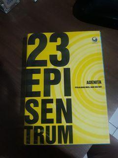 Adenita - 23 episentrum