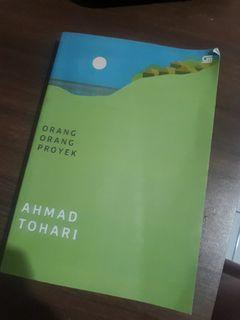 Ahmad Tohari - orang orang proyek