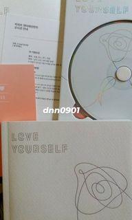 Album Love Yourself Her
