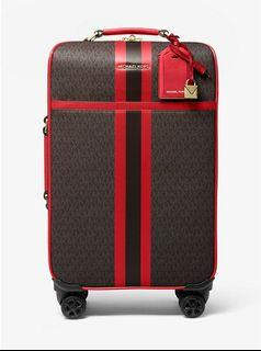 Authentic New Michael Kors Travel Suitcase
