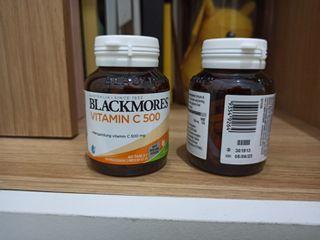 Blackmores NEW VITAMIN C, BPOM KALBE 60 kapsul