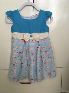 SALE! Blue dress 2T