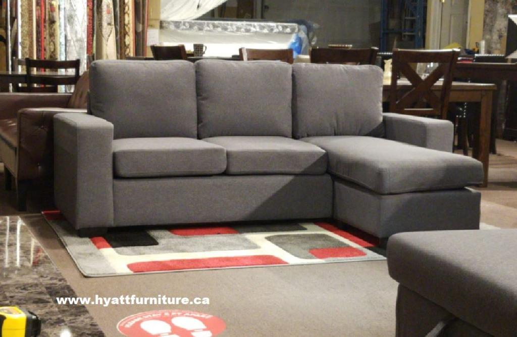 Brand new Compacted Sectional Sofa
