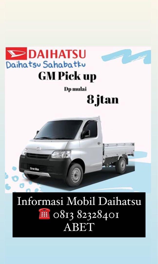 DP MURAH Daihatsu Pick Up mulai 8 jutaan. Daihatsu Fatmawati