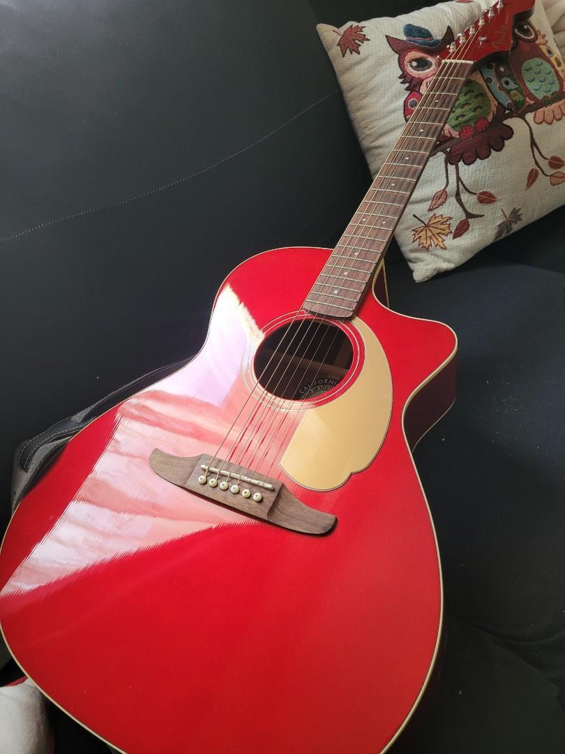 Fender New Porter Player CAR Acoustic Guitar