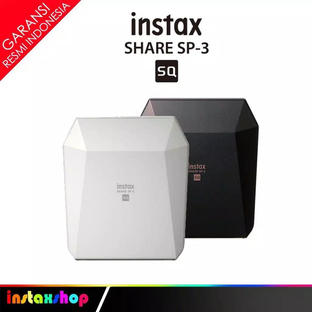 Fujifilm Instax SHARE SP3 SP-3 Printer Instax Square Instant Square
