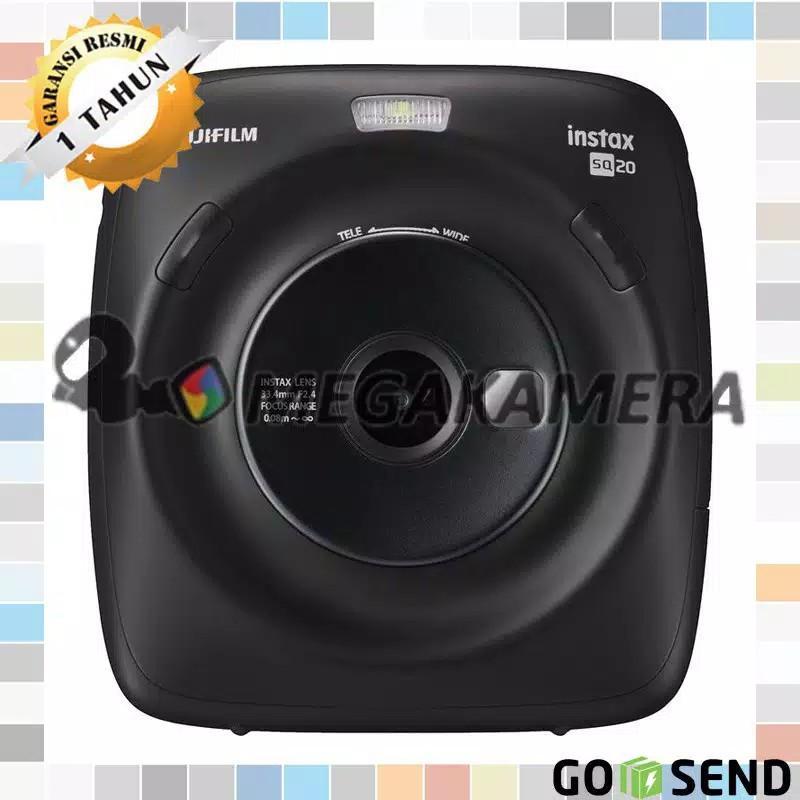 FUJIFILM INSTAX SQUARE SQ20 Hybrid Instant Film Camera