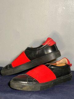 Givenchy - Black with Red Strap