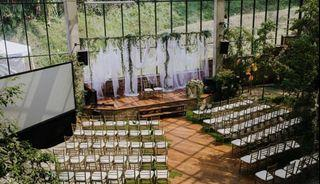 Glasshouse Seputeh Event Space for Rent