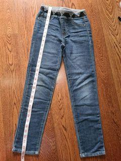 Guess Gartered Jeans 8-10 years old