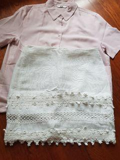 H&M Skirt in size eur 34