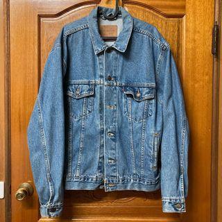 LEVI'S牛仔外套