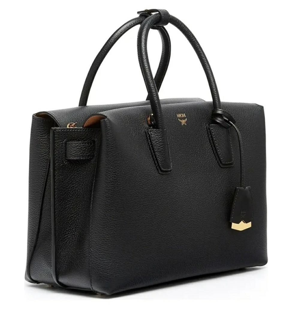 Like new MCM medium Milla Leather Tote 10/10