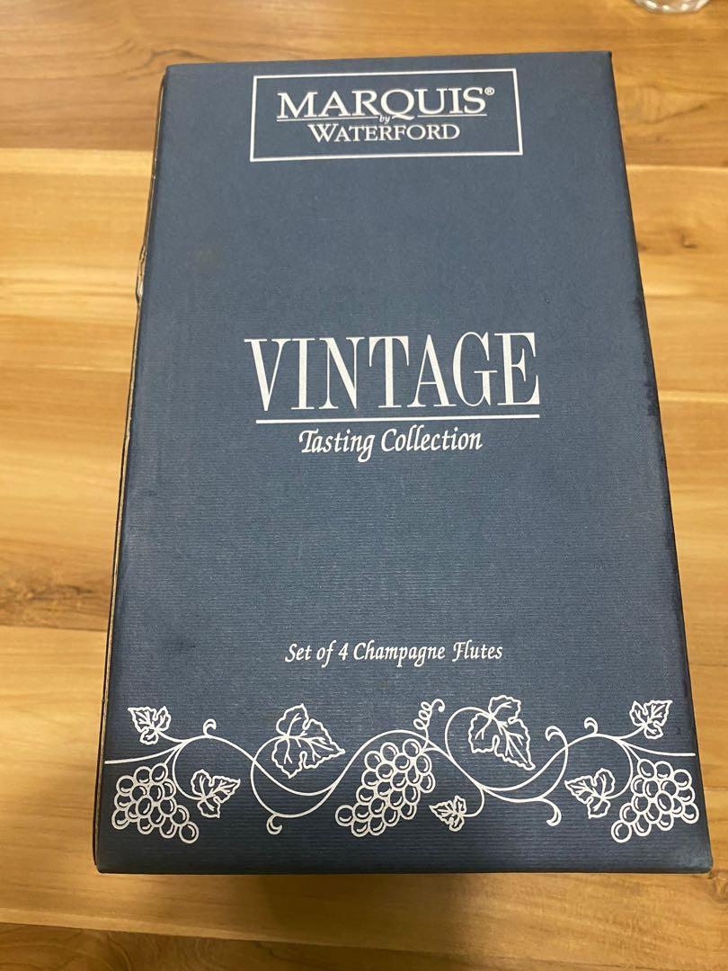 Marquis by Waterford Vintage Wine Glass , Gelas Wine Anggur Klasik