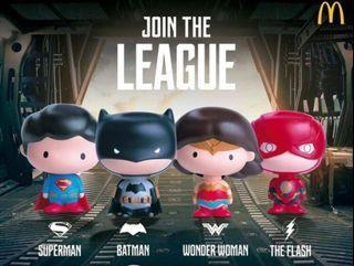 Mcdo Happy Meal Justice League