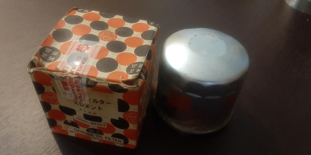 Oil Filter Daihatsu