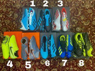 Original Nike/Adidas Football Boots