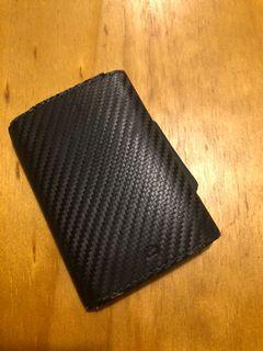Original OGON Alu Leather Quick Wallet